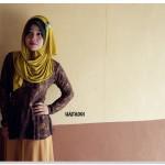 Cara nak jahit Baju Kurung Riau.