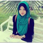 Blogger Hazanis Comel Cantik