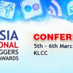 Syarat dan peraturan MITBCA 2013 (Malaysia International Tourism Bloggers Confference & Awards.