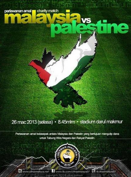 malaysia palestine