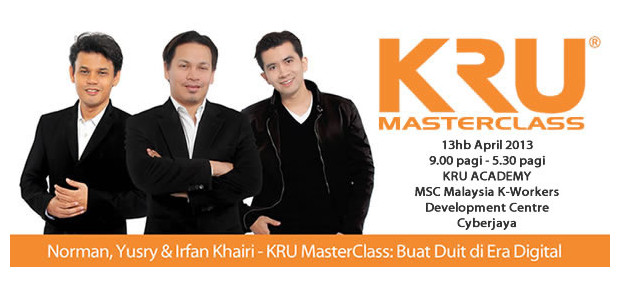 kru masterclass