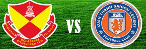 Selangor vs Sai Gon Xuan Thanh - 9 April 2013