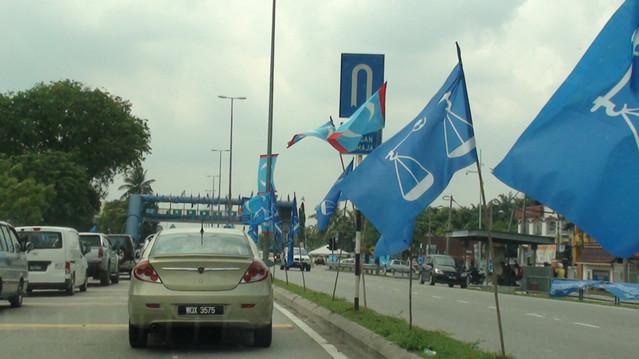 perang bendera