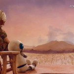 Robot pun tahu erti kasih sayang..