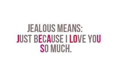 apa itu jealous