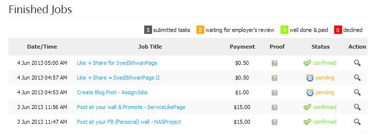 buat duit dengan assignjobs