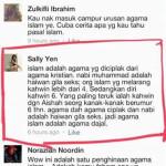 Siapa sebenarnya Sally Yen ni??
