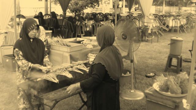 iftar warisan kaseh banting 25