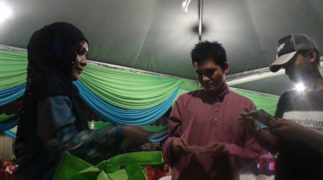 iftar warisan kaseh banting