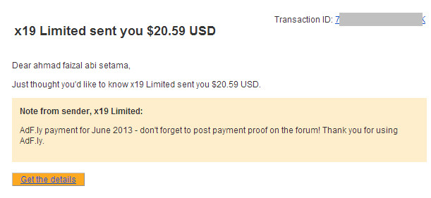 buat duit dengan adf.ly