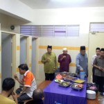 makan dalam tandas 150x150 Gambar pernikahan Asyraf Muslim dan Wan Sakinah di Thailand