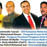 Inilah barisan panel konvensyen usahawan muslim nanti..