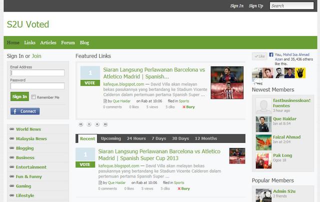 social bookmarking site malaysia