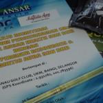 Majlis MOU Al Ansar Health bersama Sinar Permata dan Magnetic Aura.