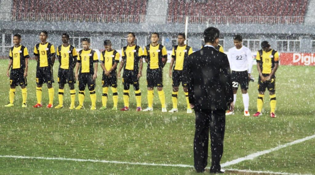 Malaysia B16 – Layak ke Piala Asia 2014