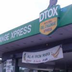 DTOX - lokasi