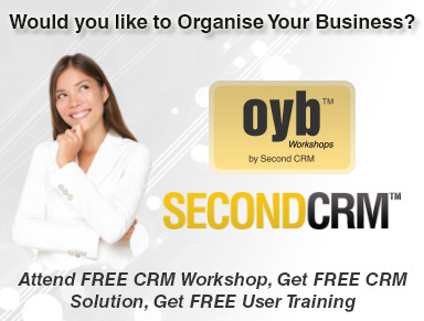 second crm oyb workshops