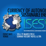 ISES 2014 – The 2nd International Sustainable Energy Summit.