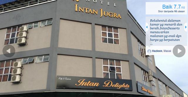 hotel intan jugra banting