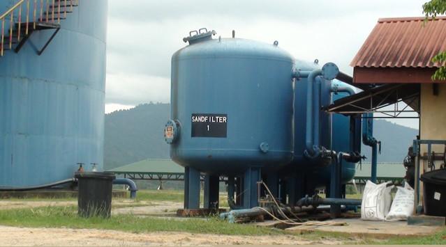 seda malaysia visit site - sand filter