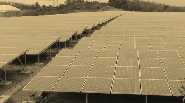 Solar Farm Kumpulan Melaka Berhad.