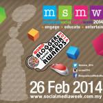 MSMW 2014 - Malaysia Social Media Weeks 2014