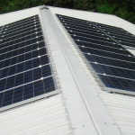 Solar Panel CoolTek Home