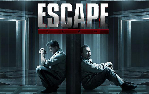 sylvestar stallone  - escape plan