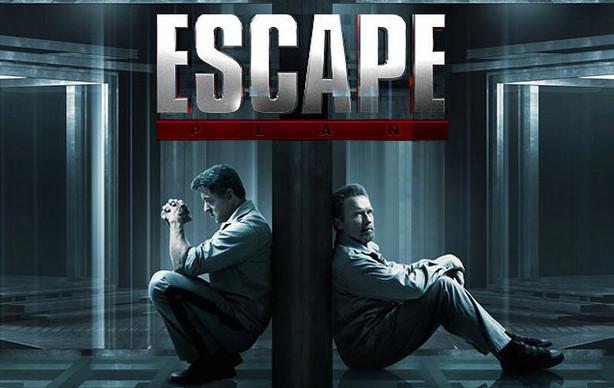 sylvestar stallone  - escape plan