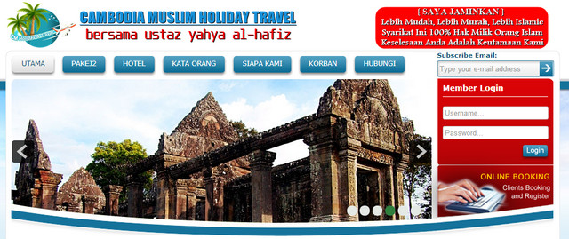 cambodia muslim holiday and travel