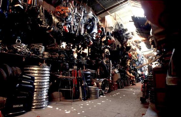 pasar rusia kemboja - russian market cambodia phnom penh