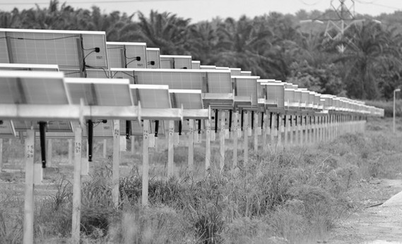 Solar Farm Fortune 11, Sepang (Single Axis Tracker Project - 5MWp)