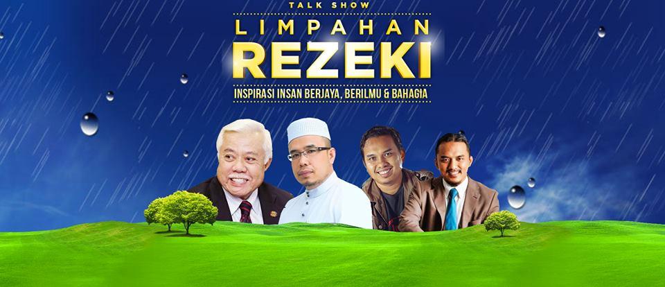 Talk Show Limpahan Rezeki - 1 Mac 2014