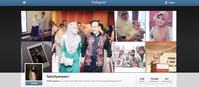 fatin liyana instagram
