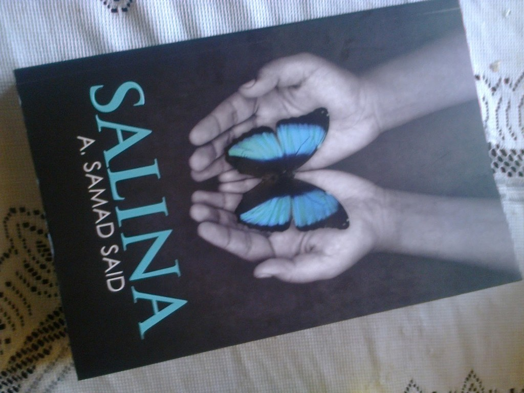 novel salina a samad said