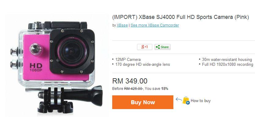 SJ4000 murah