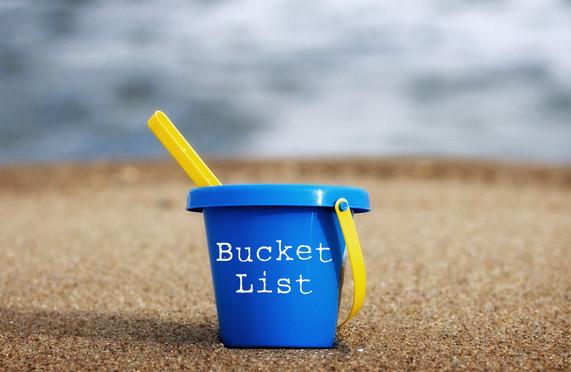 Bucket List Encik Titan