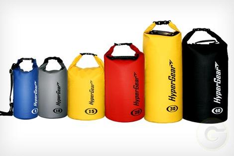 Hypergear Dry Bag Size