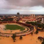 gambar banjir stadium kelantan disember 2014