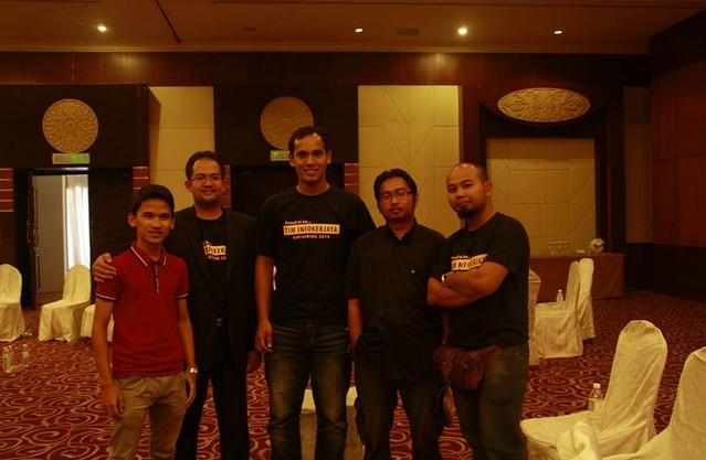 ikr gathering 2014 - muaz