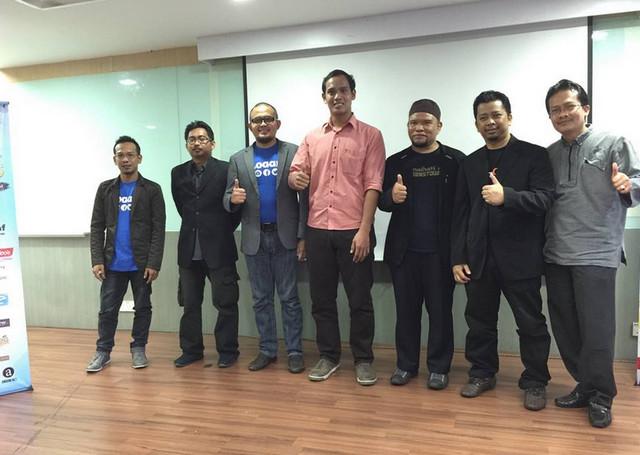 seminar buat duit affiliate dengan blog - panel
