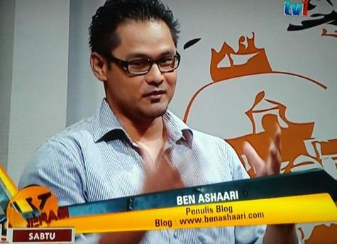 malaysia best blog 2015 ben ashaari