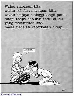 hormati ibu bapa kita