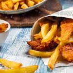 ikan dan kentang goreng
