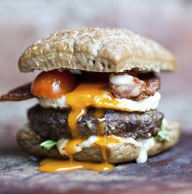 wagyu kobe burger sedap