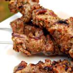 kebab daging kambing sedap