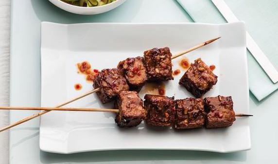 sate kebab kambing