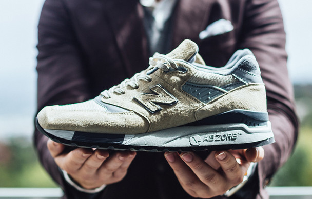 kasut new balance - NB1
