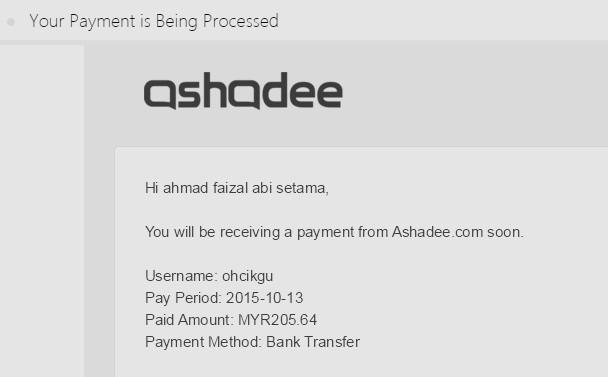 komisen ashadee - oktober 2015