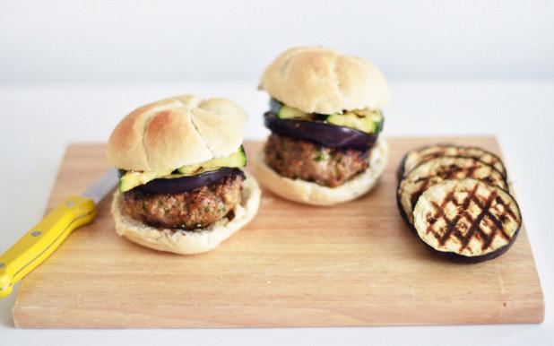 burger kambing sedap
